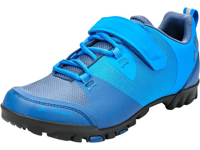 VAUDE TVL Pavei Zapatillas Hombre, azul/negro